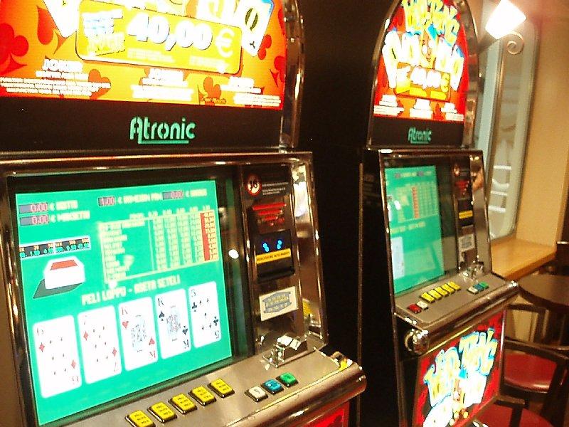 Videopoker på pokermaskiner
